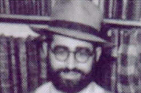 """Photo of Listen to Rabbi Ovadia Yosef Zt""""l Sing in his Youth"""