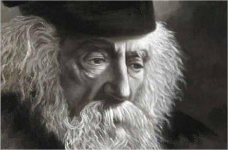 Photo of Rabbi Yosef Rosen – The Genius of Rogatchov