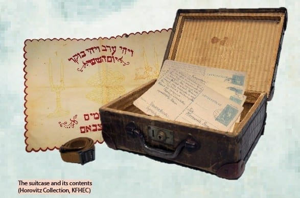 Photo of Treasures in the Suitcase: small mementos tell a larger story