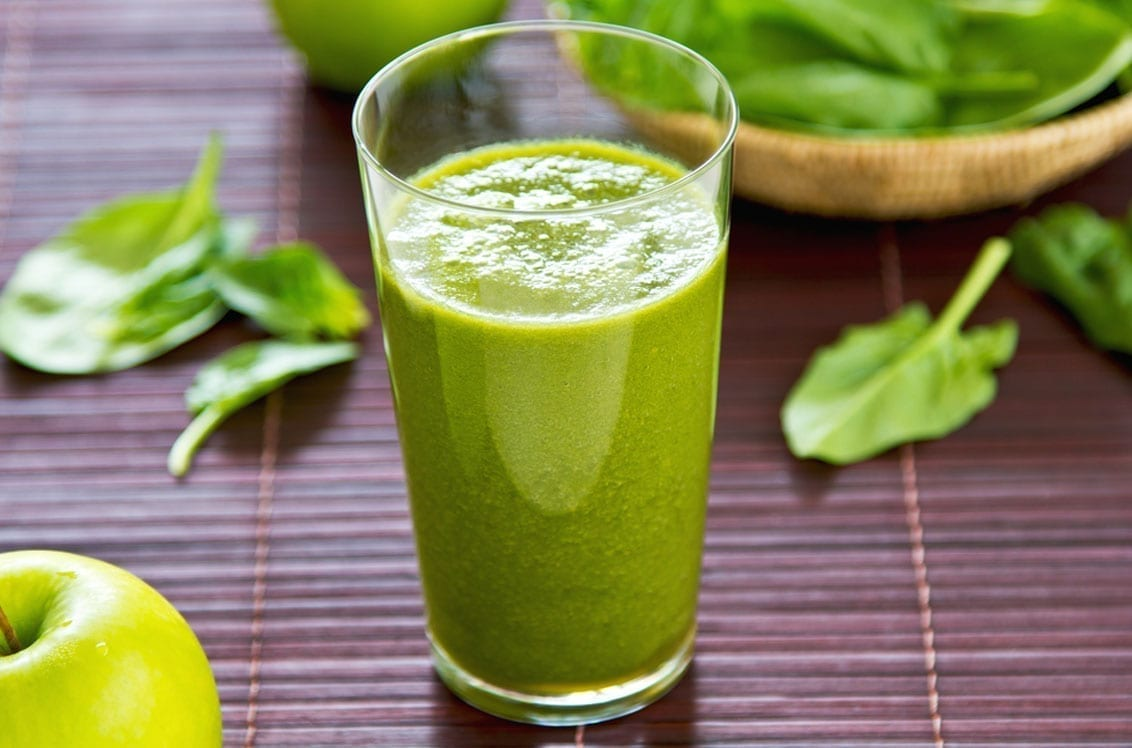 Photo of A Recipe for a Refreshingly Green Shake
