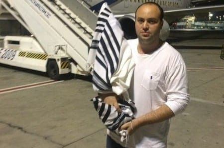 Photo of 75 Years Later… A Torah Scroll Makes Its Way Home