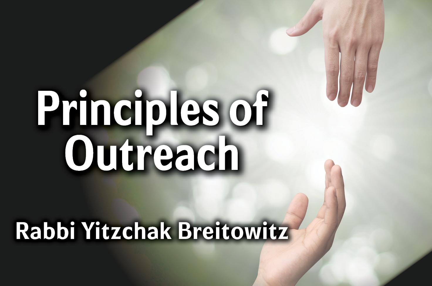 Photo of Principles of Outreach