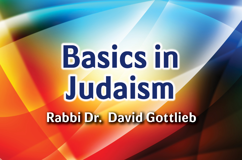 Photo of Basics in Judaism