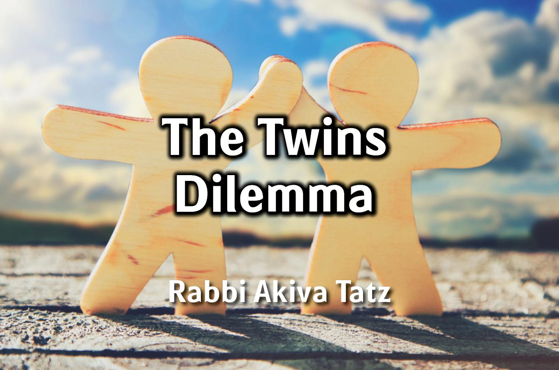 Photo of The Twins Dilemma