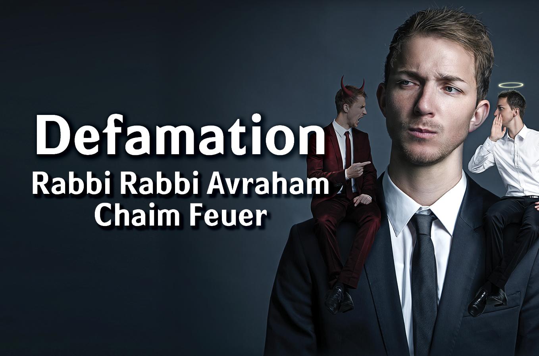 Photo of Defamation