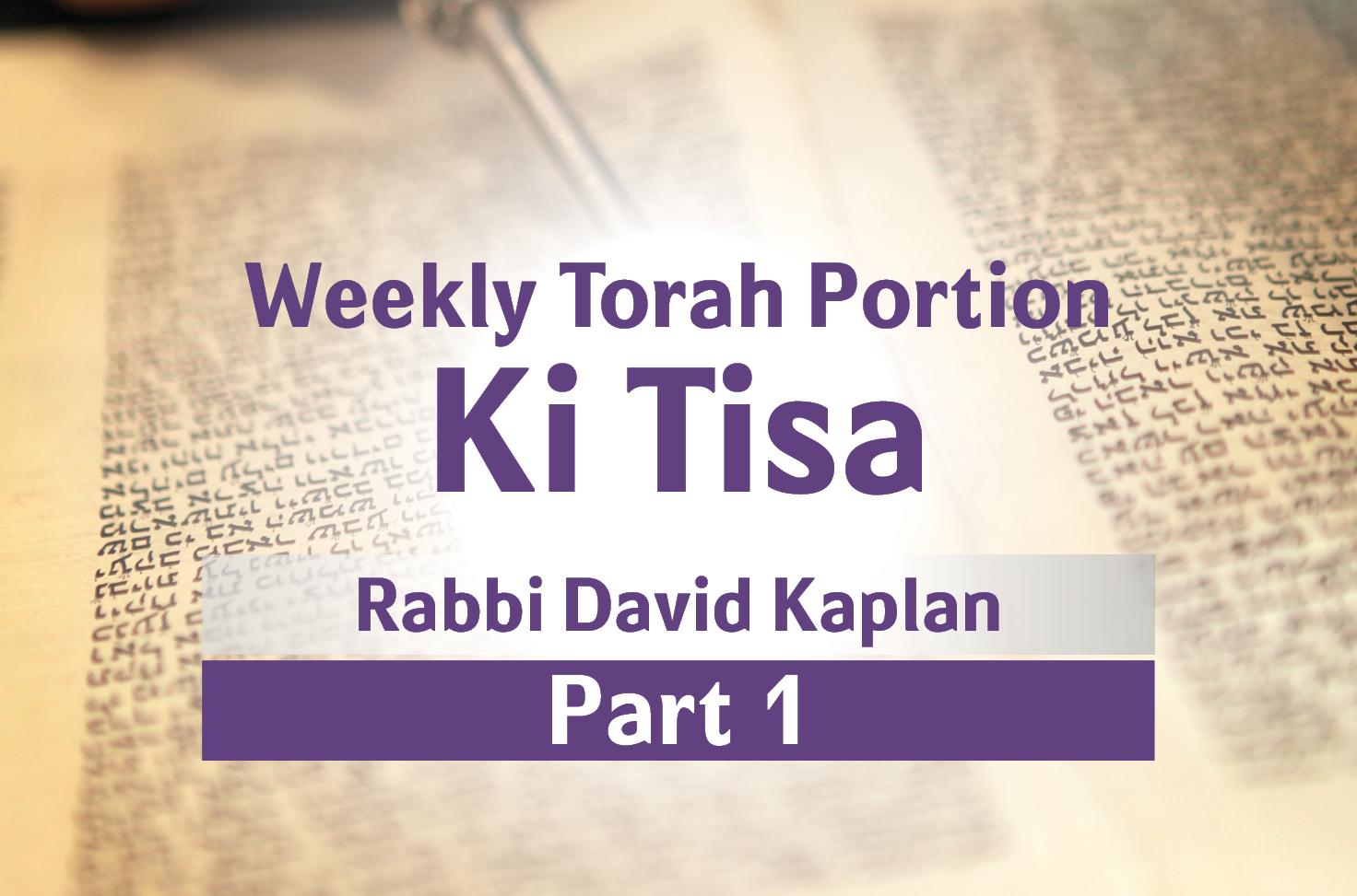 Photo of Ki Tisa – Part 1