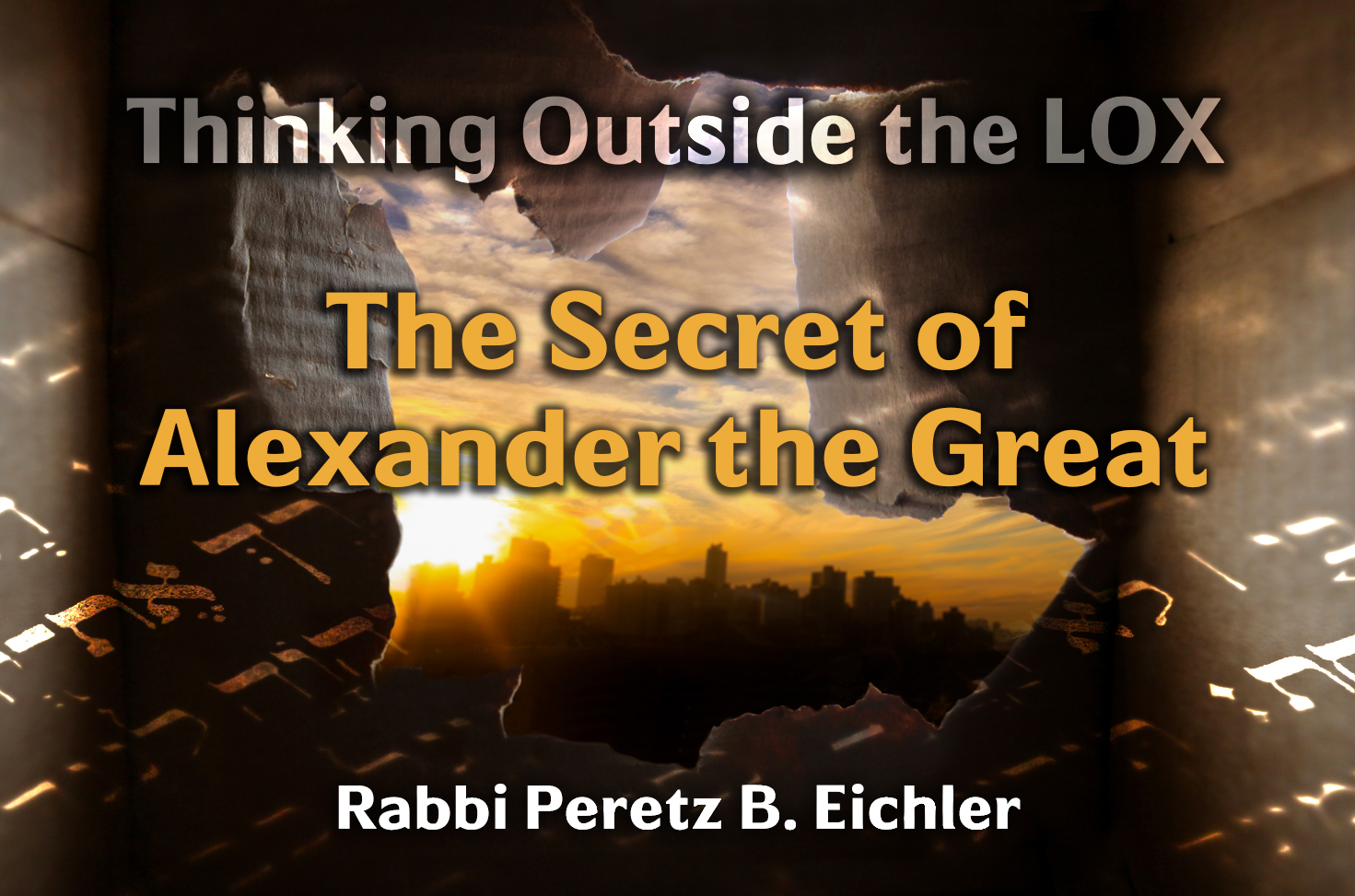 Photo of The Secret of Alexander the Great