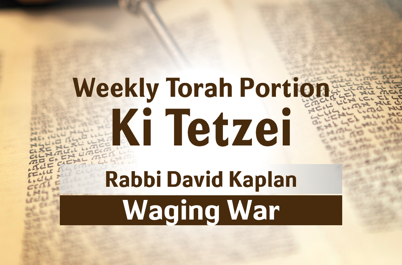 Photo of Ki Tetzei – Waging War