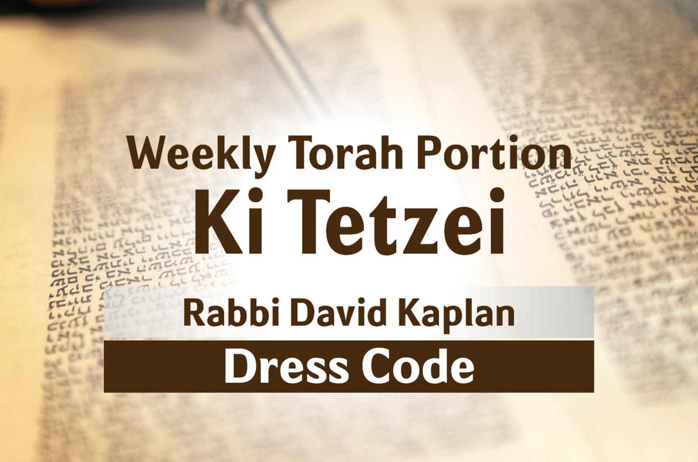 Photo of Ki Tetzei – Dress Code