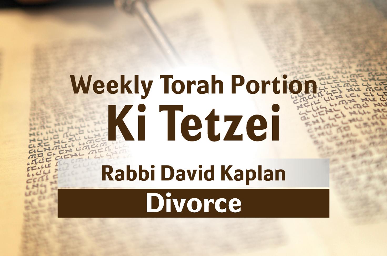 Photo of Ki Tetzei – Divorce