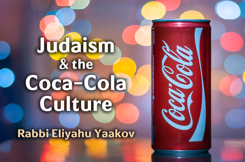 Photo of Judaism & the Coca-Cola Culture