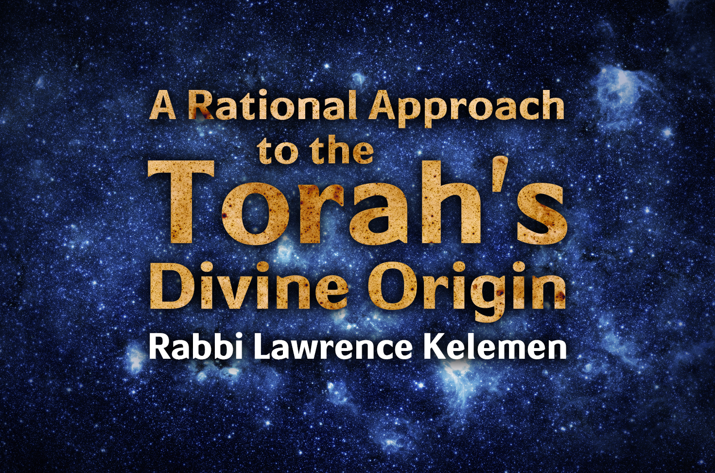 Photo of A Rational Approach to the Torah's Divine Origin