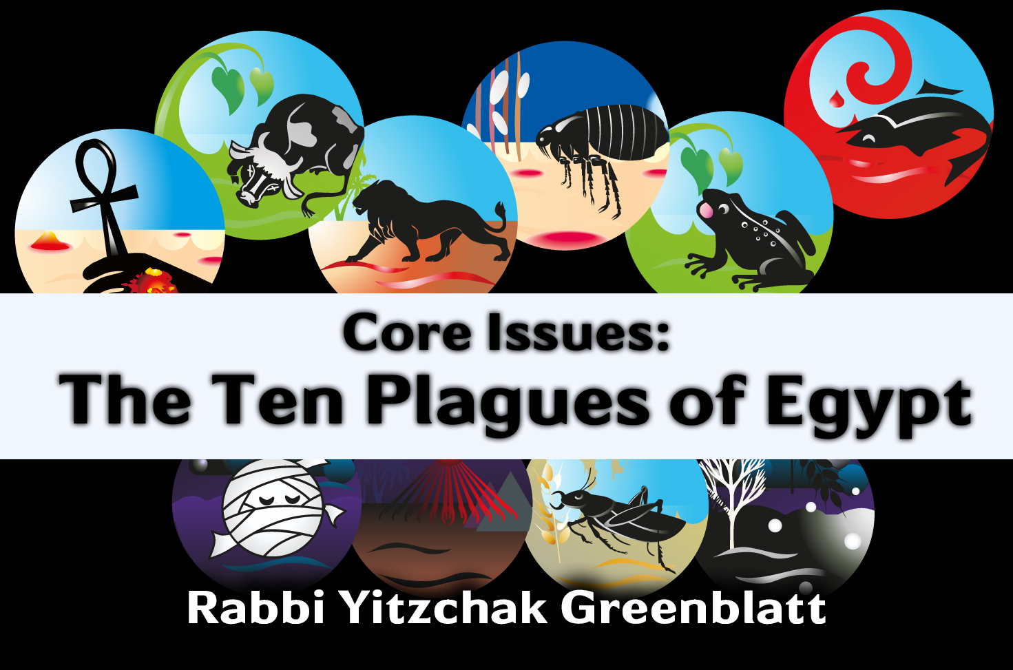 Photo of Core Issues – The Ten Plagues of Egypt