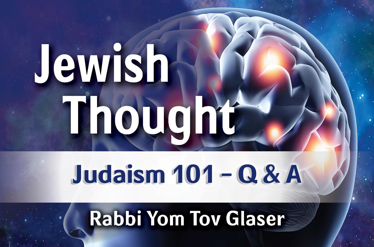 Photo of Judaism 101 – Q&A