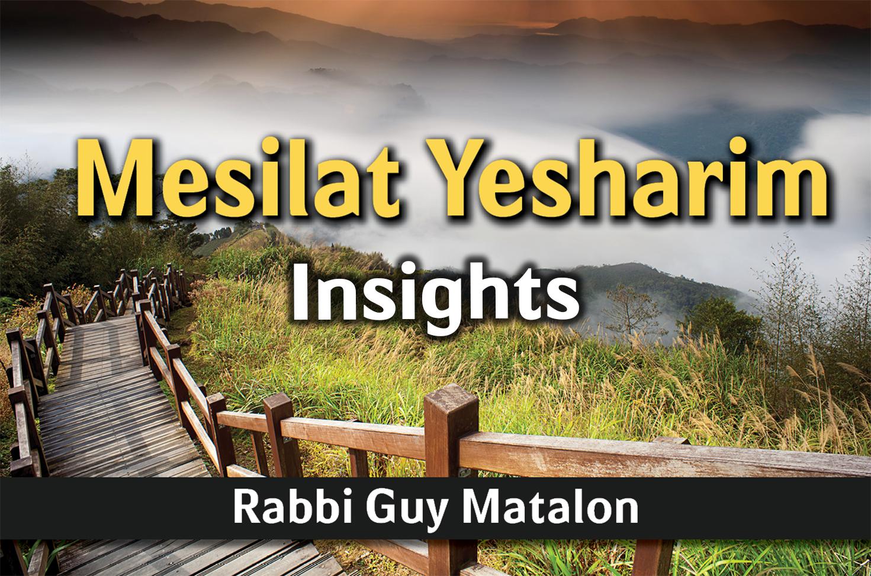 Photo of Mesilat Yesharim Insights