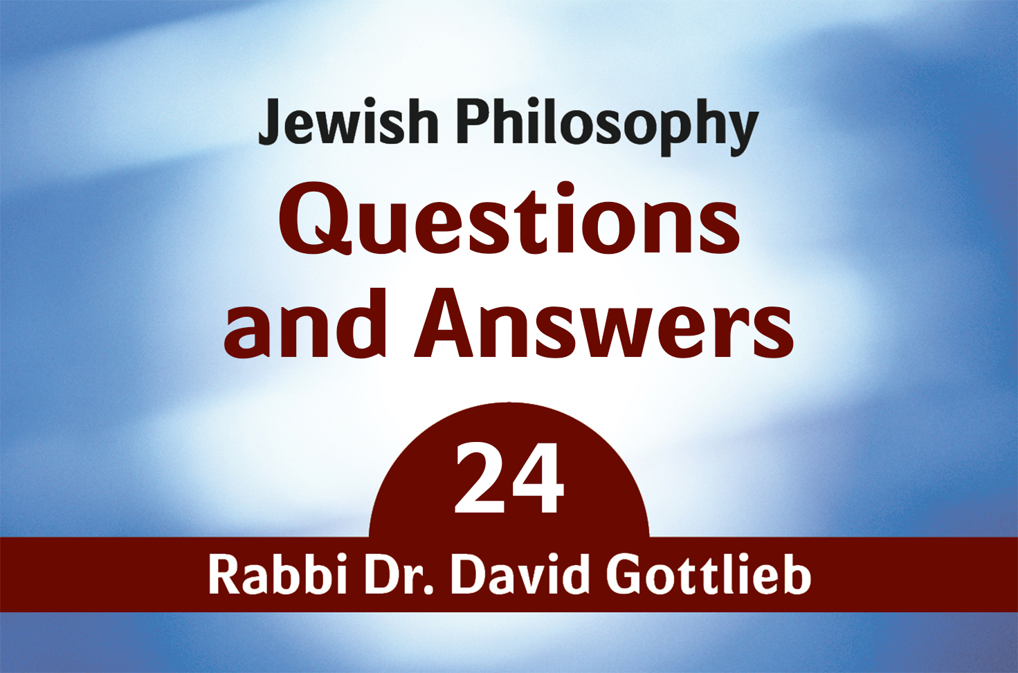 Photo of Questions and Answers – 24 – Blind Faith