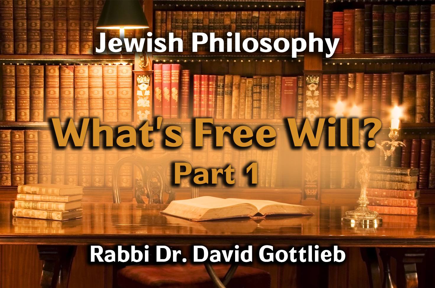 Photo of What's Free Will – Part 1