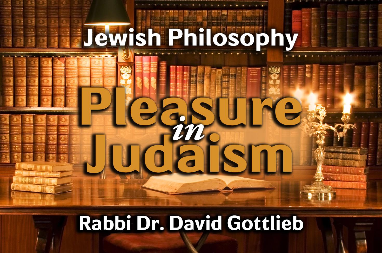 Photo of Pleasure in Judaism