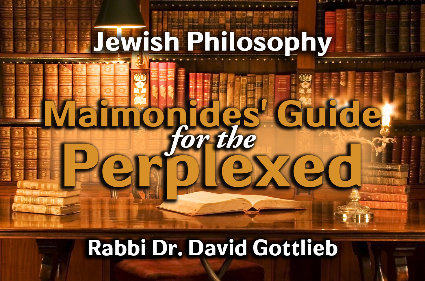 Photo of Maimonides' Guide for the Perplexed
