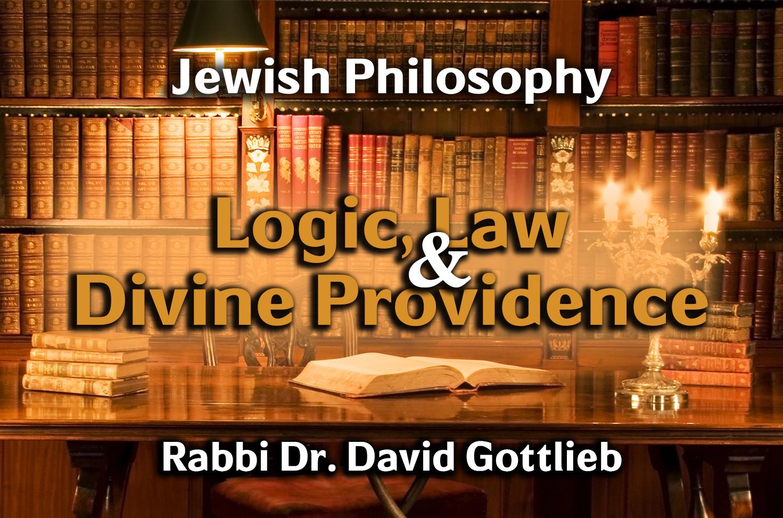 Photo of Logic, Law & Divine Providence