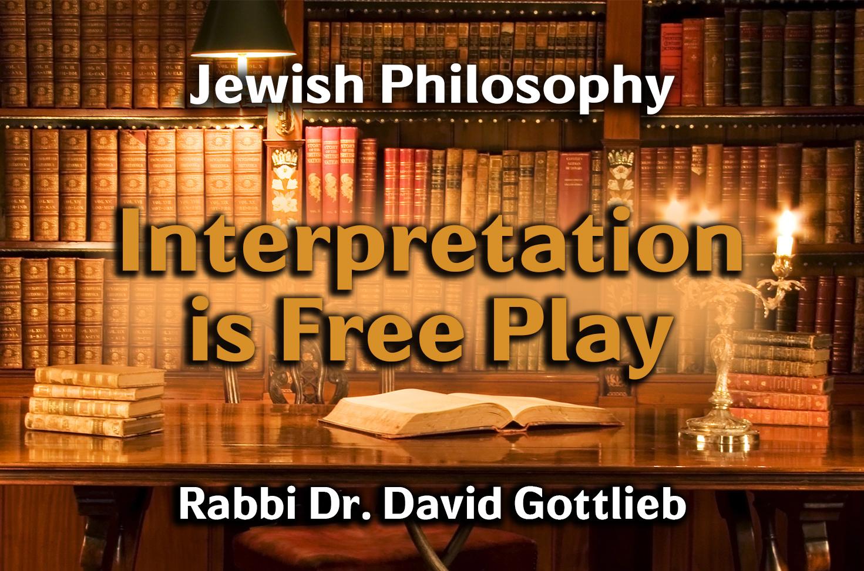 Photo of Interpretation is Free Play
