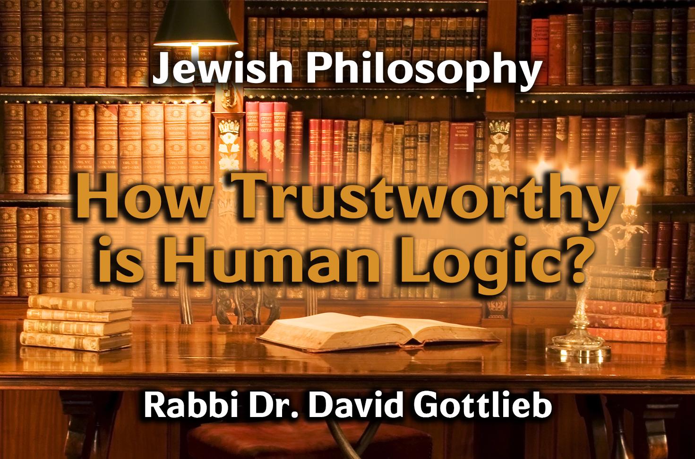 Photo of How Trustworthy is Human Logic?