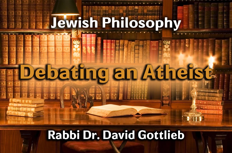 Photo of Debating an Atheist