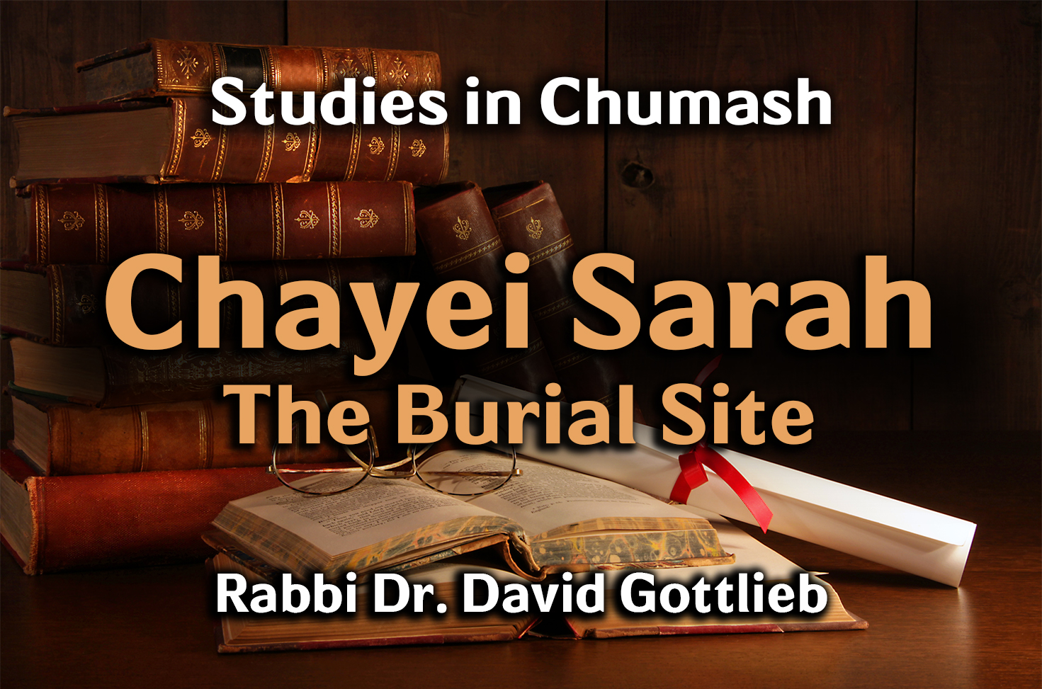Photo of Chayei Sarah – The Burial Site