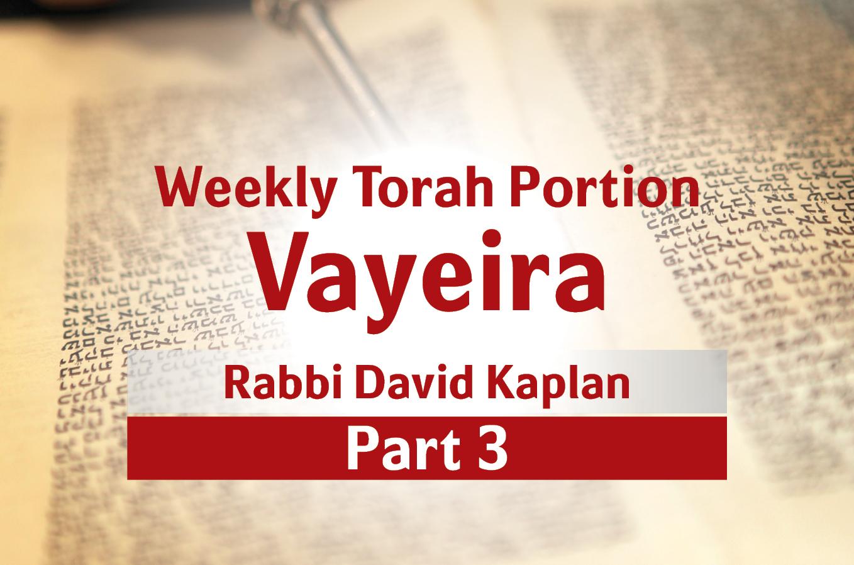 Photo of Vayeira – Part 3 – Destruction of Sedom