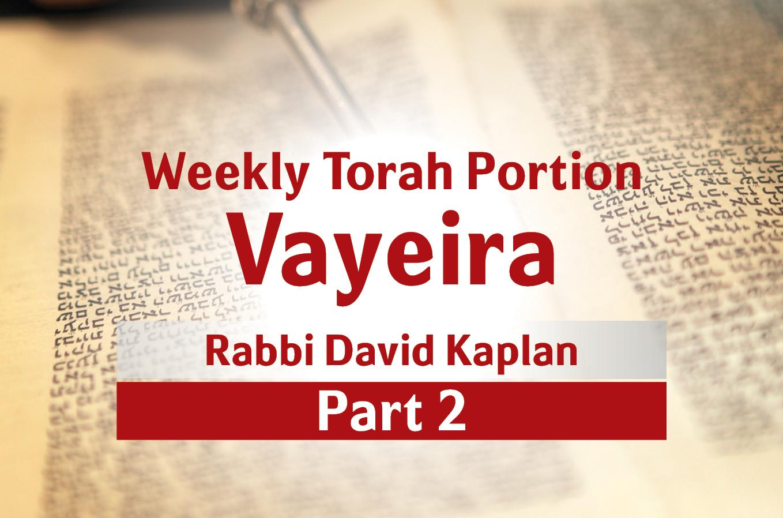 Photo of Vayeira – Part 2 – Sarah Laughs