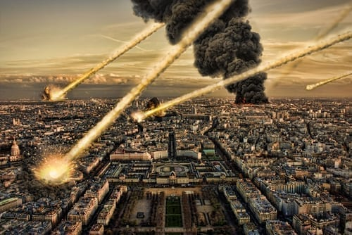 Photo of War at the End of Days – Rabbi Zamir Cohen
