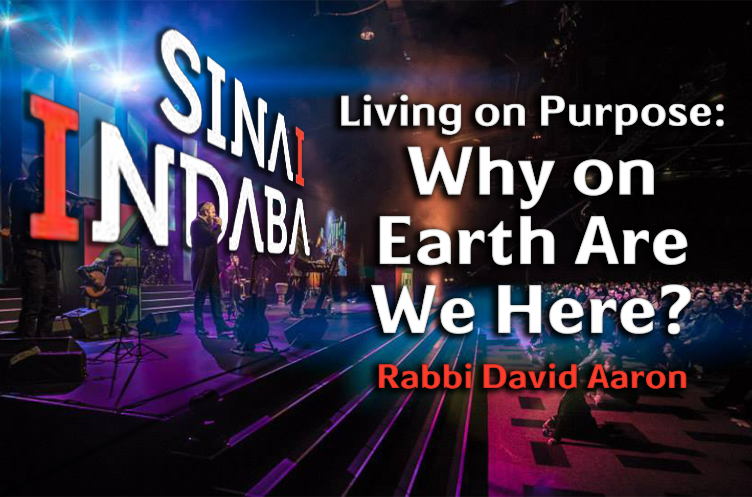 Photo of Living on Purpose – Why on Earth Are We Here?