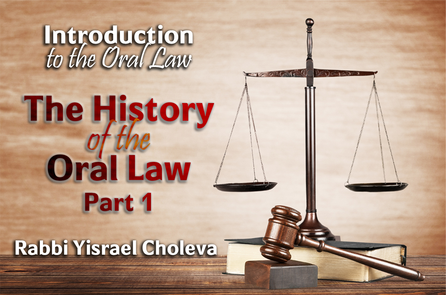 Photo of The History of the Oral Law – Part 1