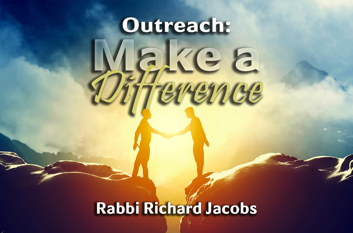 Photo of Outreach – Make a Difference