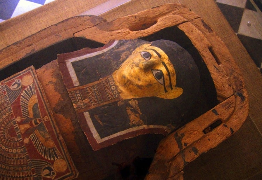 Photo of Israel's 2,200-year-old Egyptian Mummy to go on Exhibit