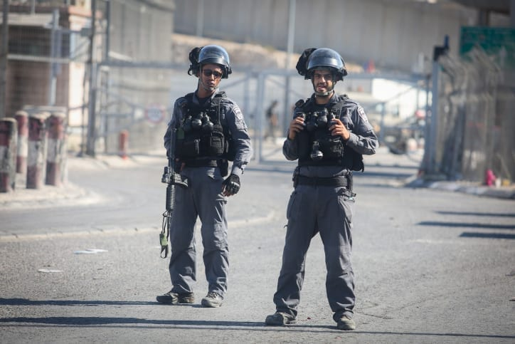 Photo of Feeble Response to Call to Join the Jerusalem Police Despite Exceptional Benefits