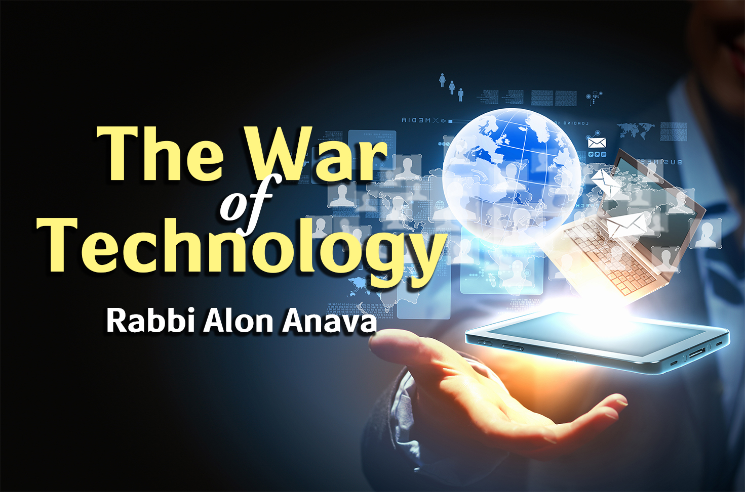 Photo of The War of Technology