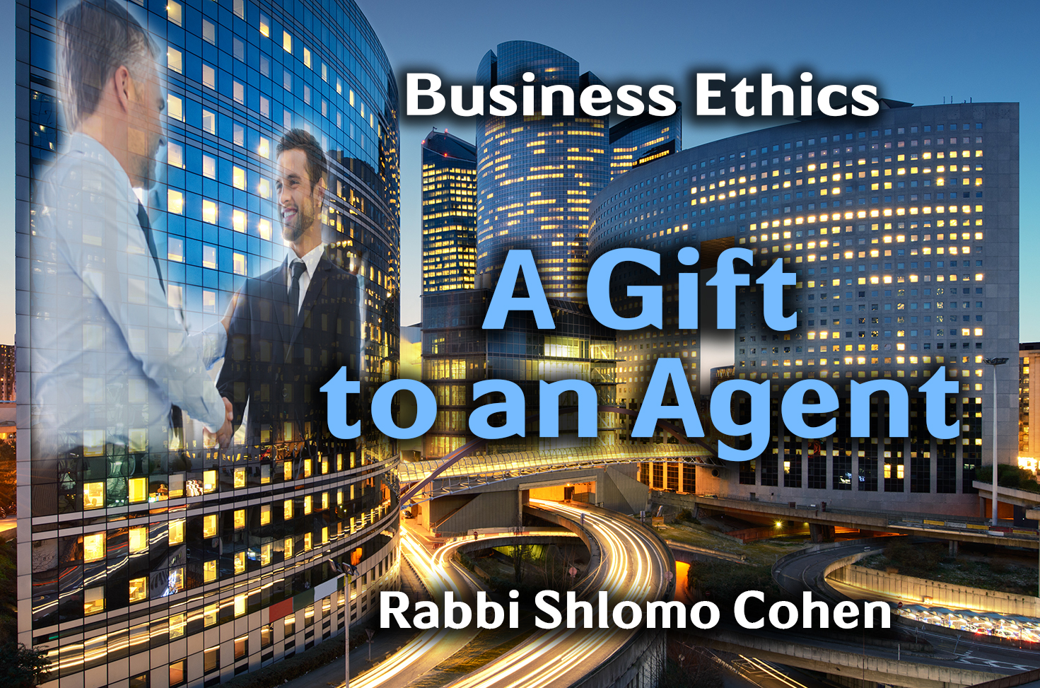 Photo of A Gift to an Agent