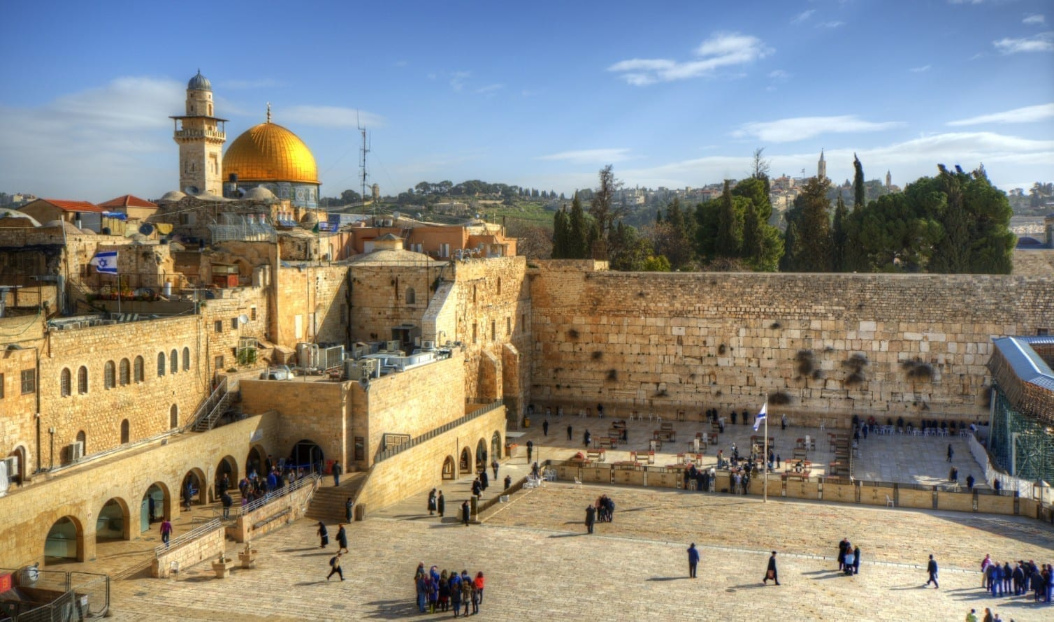 Photo of Ten Facts about the History of Jerusalem