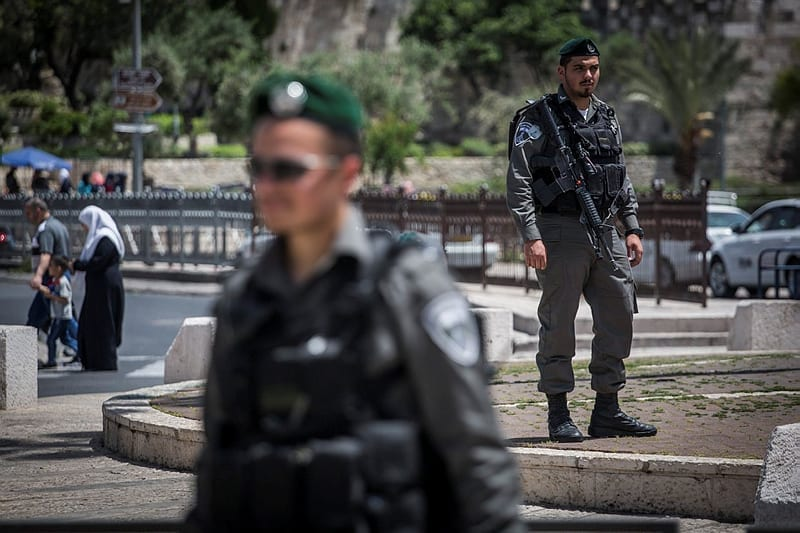 Photo of Police Surveillance Cameras To Be Installed In East Jerusalem