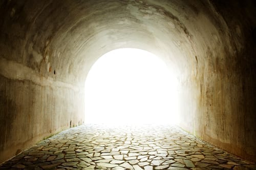 Photo of Light at the End of the Tunnel
