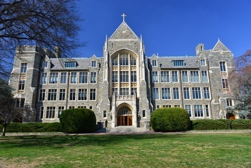 Photo of Georgetown University to Apologize for Participation in Slavery