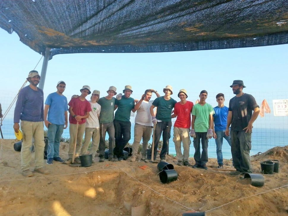Photo of Ancient Fisherman's House Discovered in Ashkelon