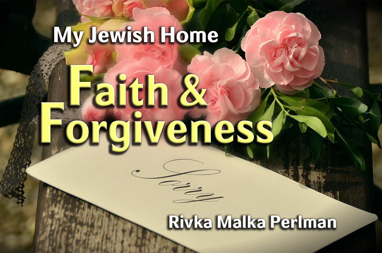 Photo of Faith & Forgiveness