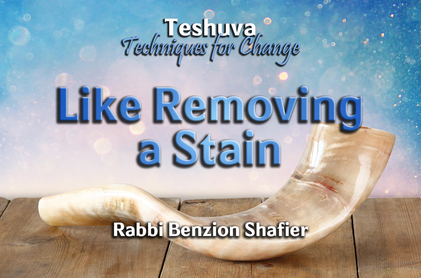 Photo of Like Removing a Stain