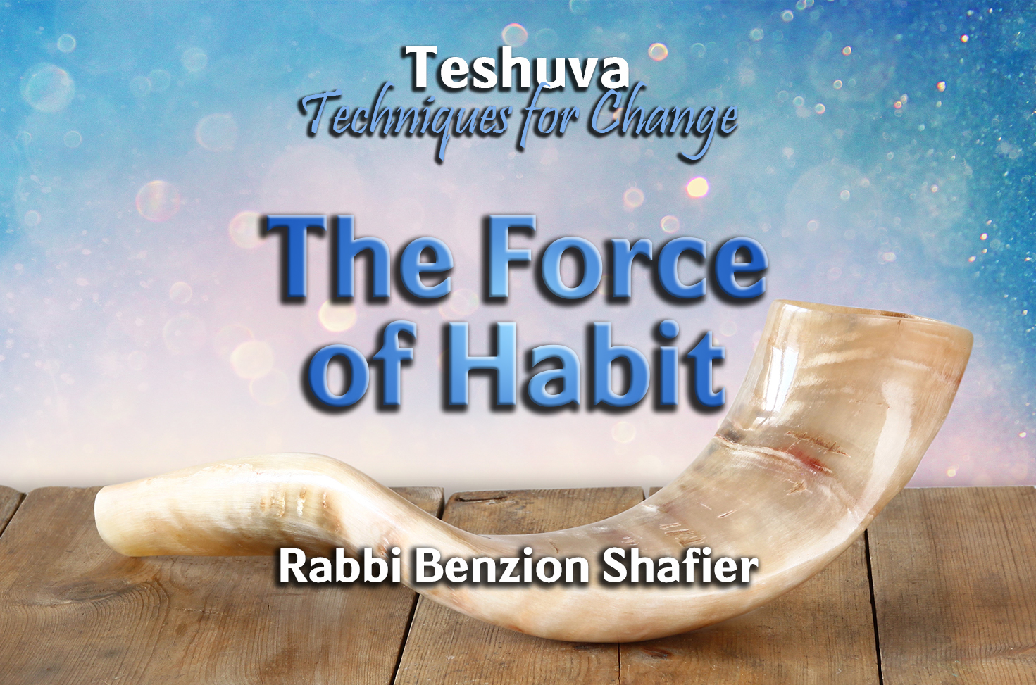 Photo of The Force of Habit