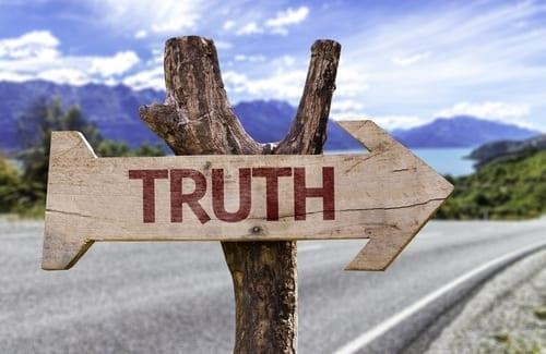 Photo of Yom Kippur – Facing the Truth