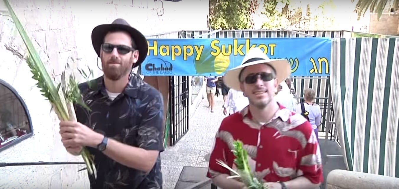 Photo of Watch: Awesome Sukkot Song – Shakin' the Lulav