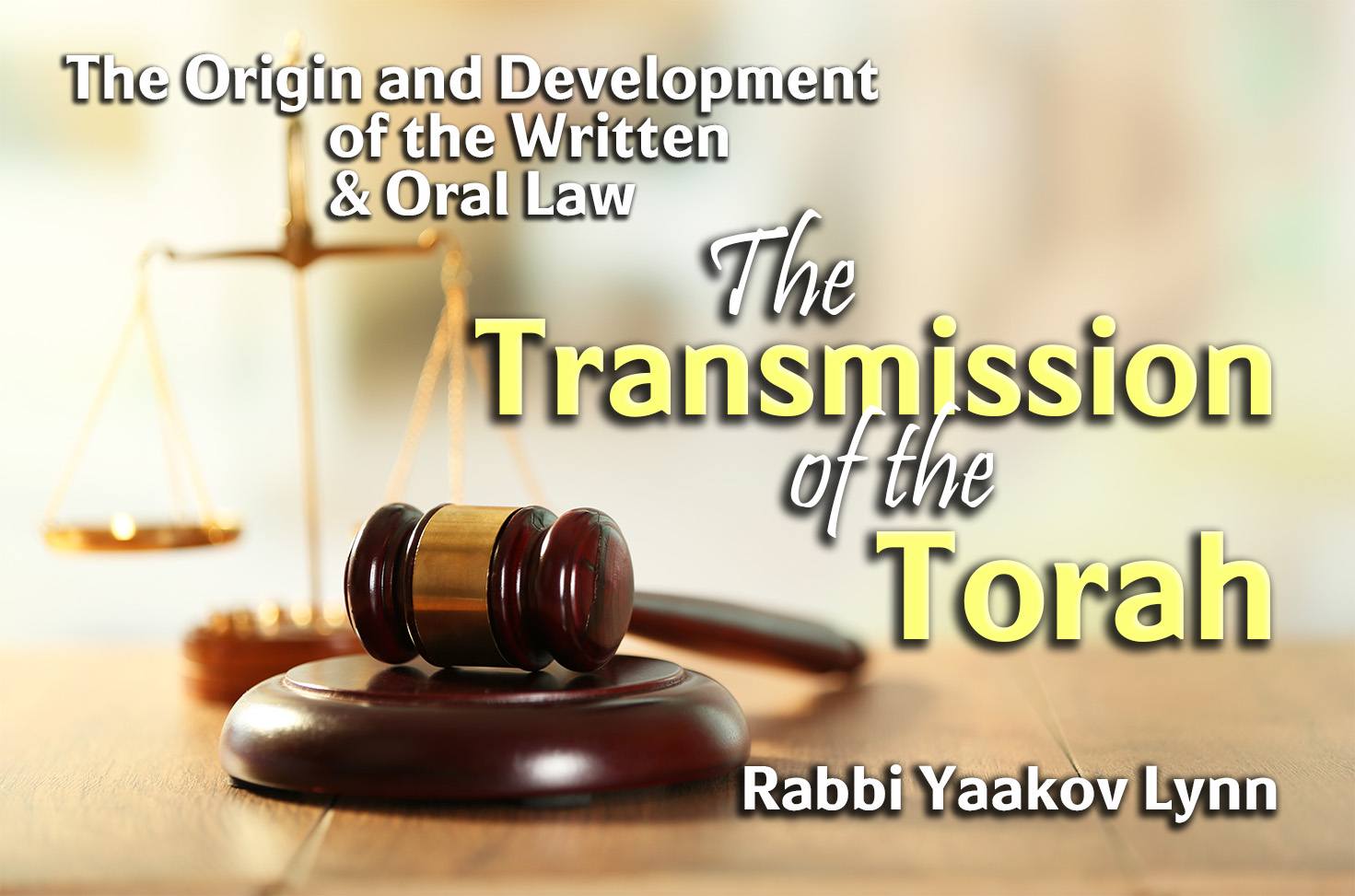 Photo of The Transmission of the Torah