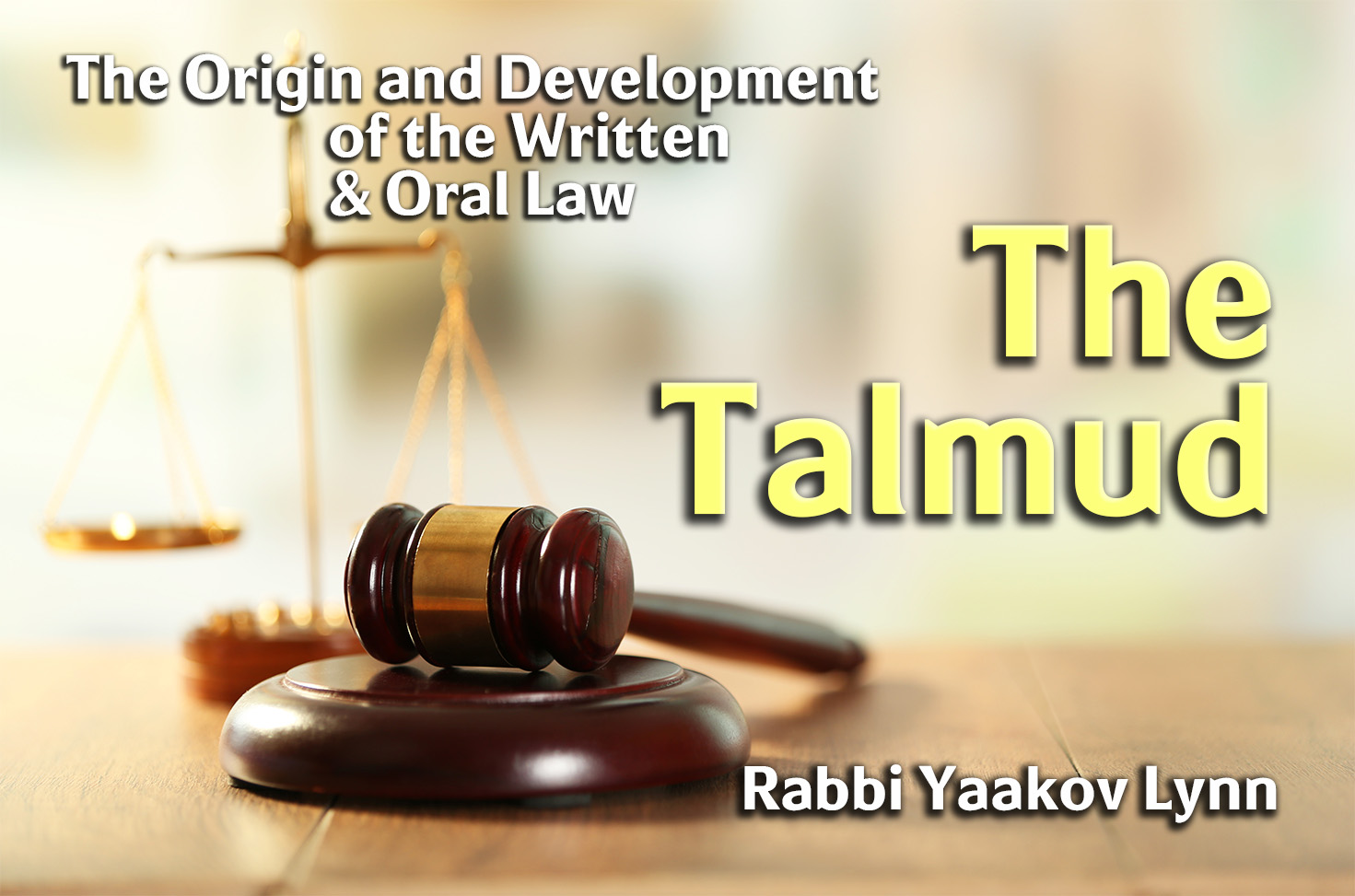 Photo of The Talmud